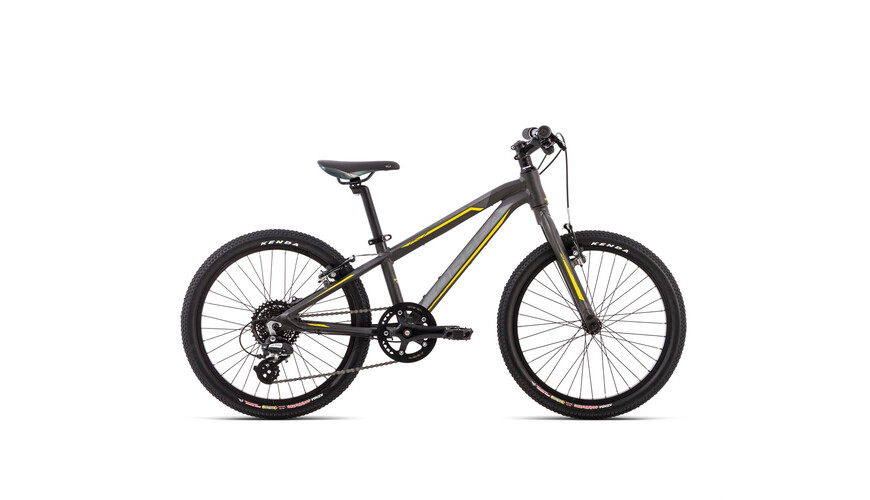 ORBEA Mx 20 Team anthracite-yellow